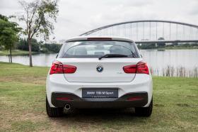 Ver foto 5 de BMW Serie 1 118i M Sport 5 puertas Malasia 2017