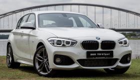 Ver foto 3 de BMW Serie 1 118i M Sport 5 puertas Malasia 2017
