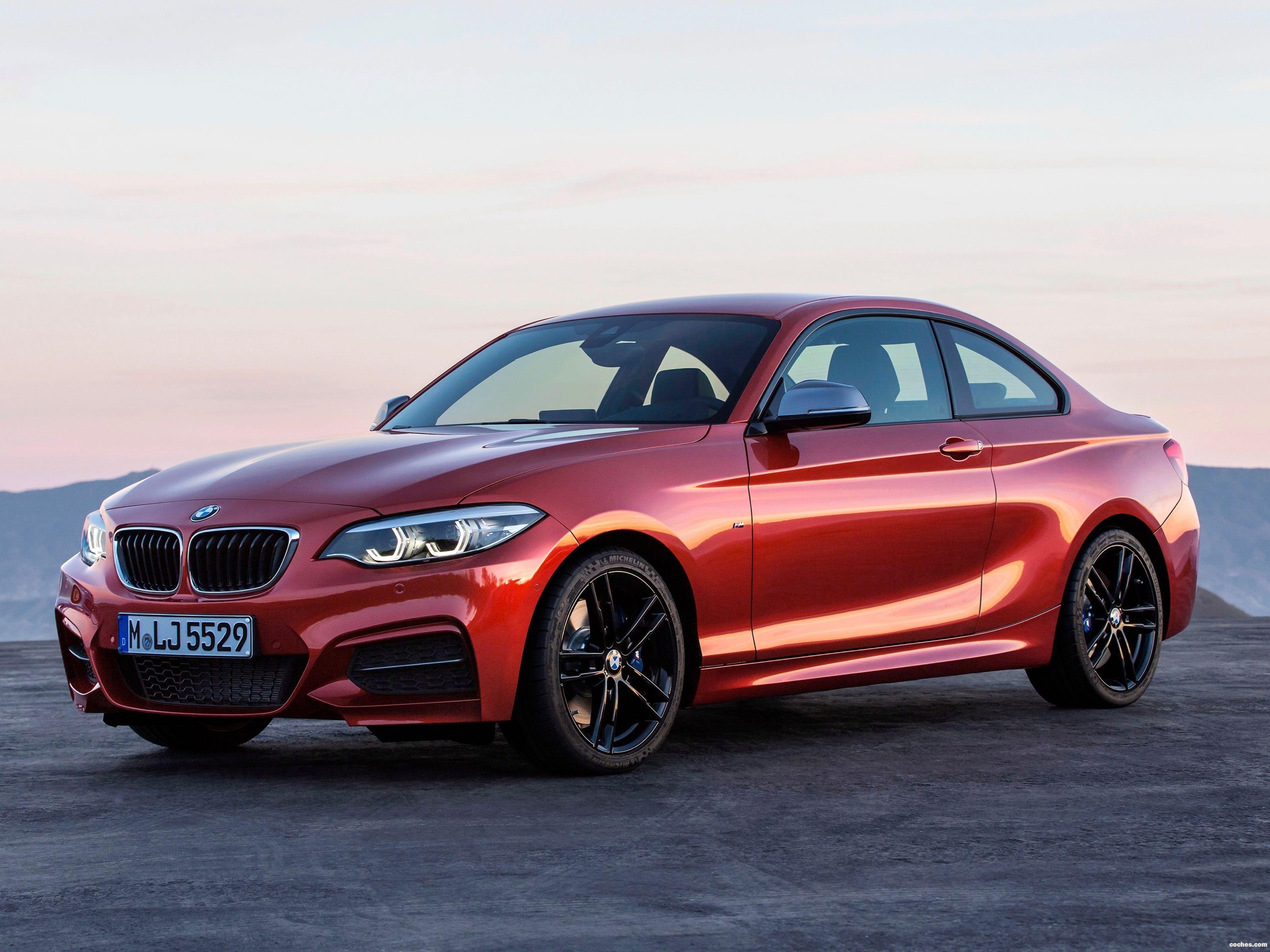 Foto 0 de BMW Serie 2 M240i XDrive Coupe 2017