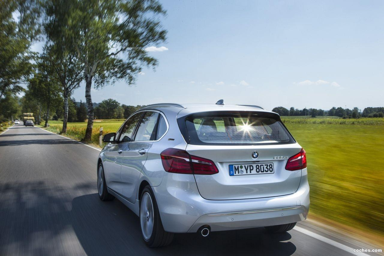 Foto 0 de BMW Serie 2 Active Tourer Híbrido 2016