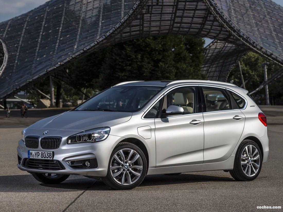 Foto 0 de BMW Serie 2 225xe 2015
