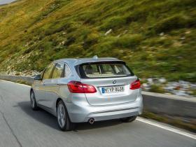 Ver foto 21 de BMW Serie 2 Active Tourer Híbrido 2016
