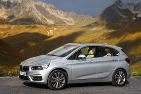 Ver foto 9 de BMW Serie 2 Active Tourer Híbrido 2016