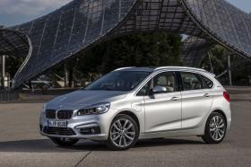 Ver foto 8 de BMW Serie 2 Active Tourer Híbrido 2016