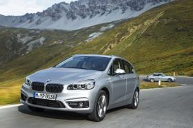 Ver foto 20 de BMW Serie 2 Active Tourer Híbrido 2016