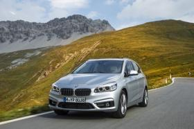 Ver foto 3 de BMW Serie 2 Active Tourer Híbrido 2016