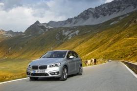 Ver foto 19 de BMW Serie 2 Active Tourer Híbrido 2016