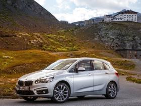 Ver foto 4 de BMW Serie 2 Active Tourer Híbrido 2016
