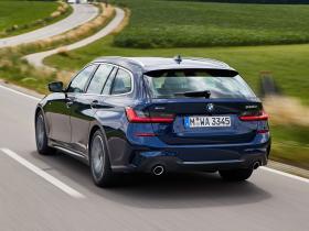 Ver foto 12 de BMW Serie 3 Touring 330d xDrive M Sport 2019