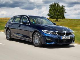 Ver foto 9 de BMW Serie 3 Touring 330d xDrive M Sport 2019