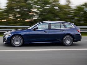 Ver foto 1 de BMW Serie 3 Touring 330d xDrive M Sport 2019