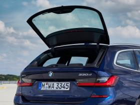 Ver foto 25 de BMW Serie 3 Touring 330d xDrive M Sport 2019
