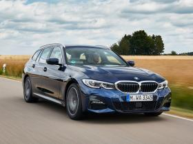 Ver foto 4 de BMW Serie 3 Touring 330d xDrive M Sport 2019