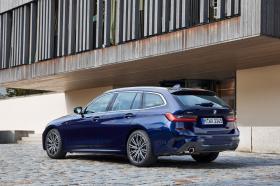 Ver foto 16 de BMW Serie 3 Touring 330d xDrive M Sport 2019