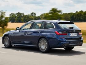 Ver foto 22 de BMW Serie 3 Touring 330d xDrive M Sport 2019