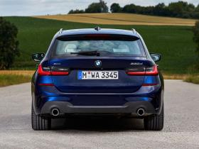 Ver foto 24 de BMW Serie 3 Touring 330d xDrive M Sport 2019