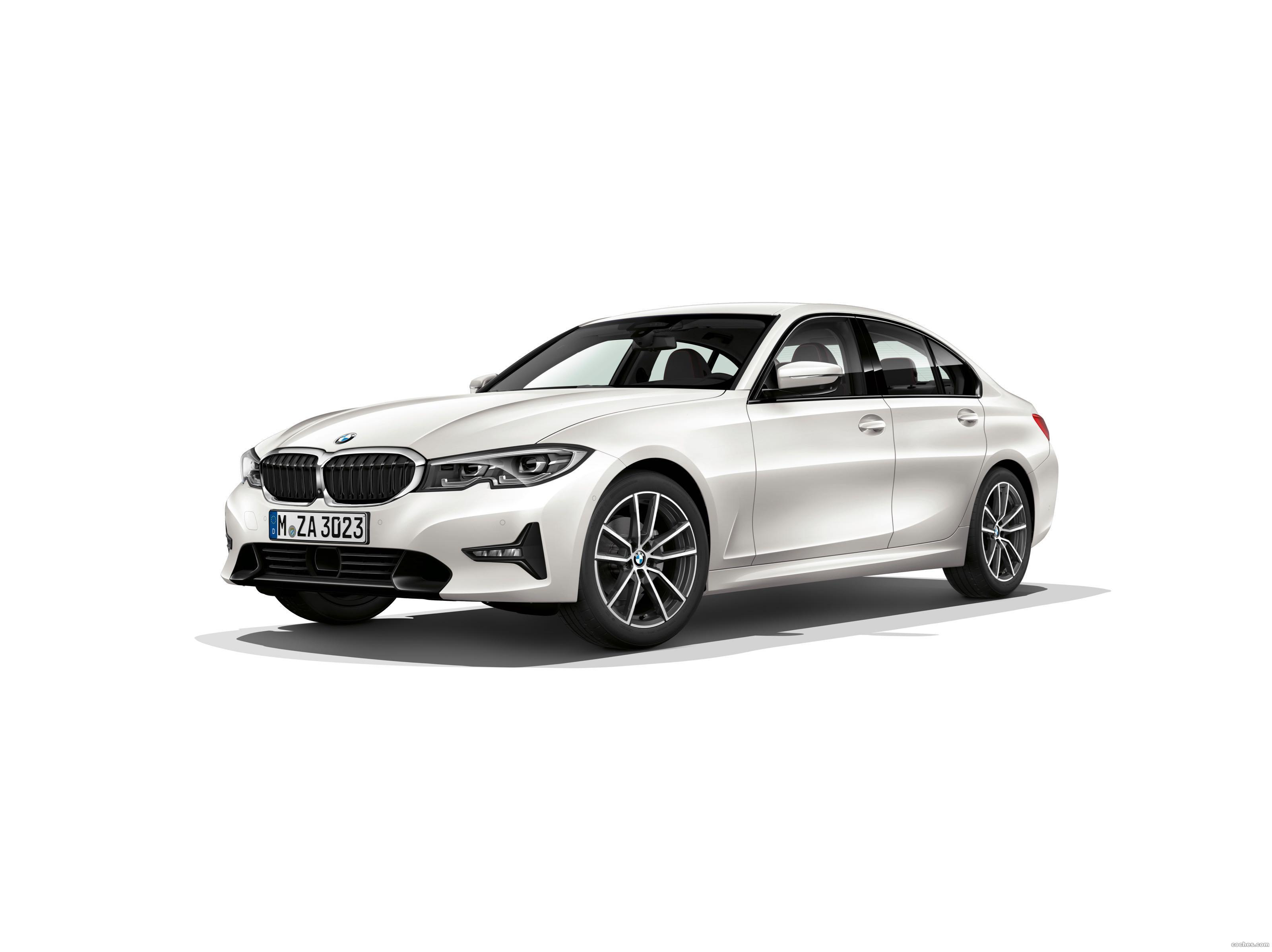 Foto 0 de BMW Serie 3 320d Sport Line 2019