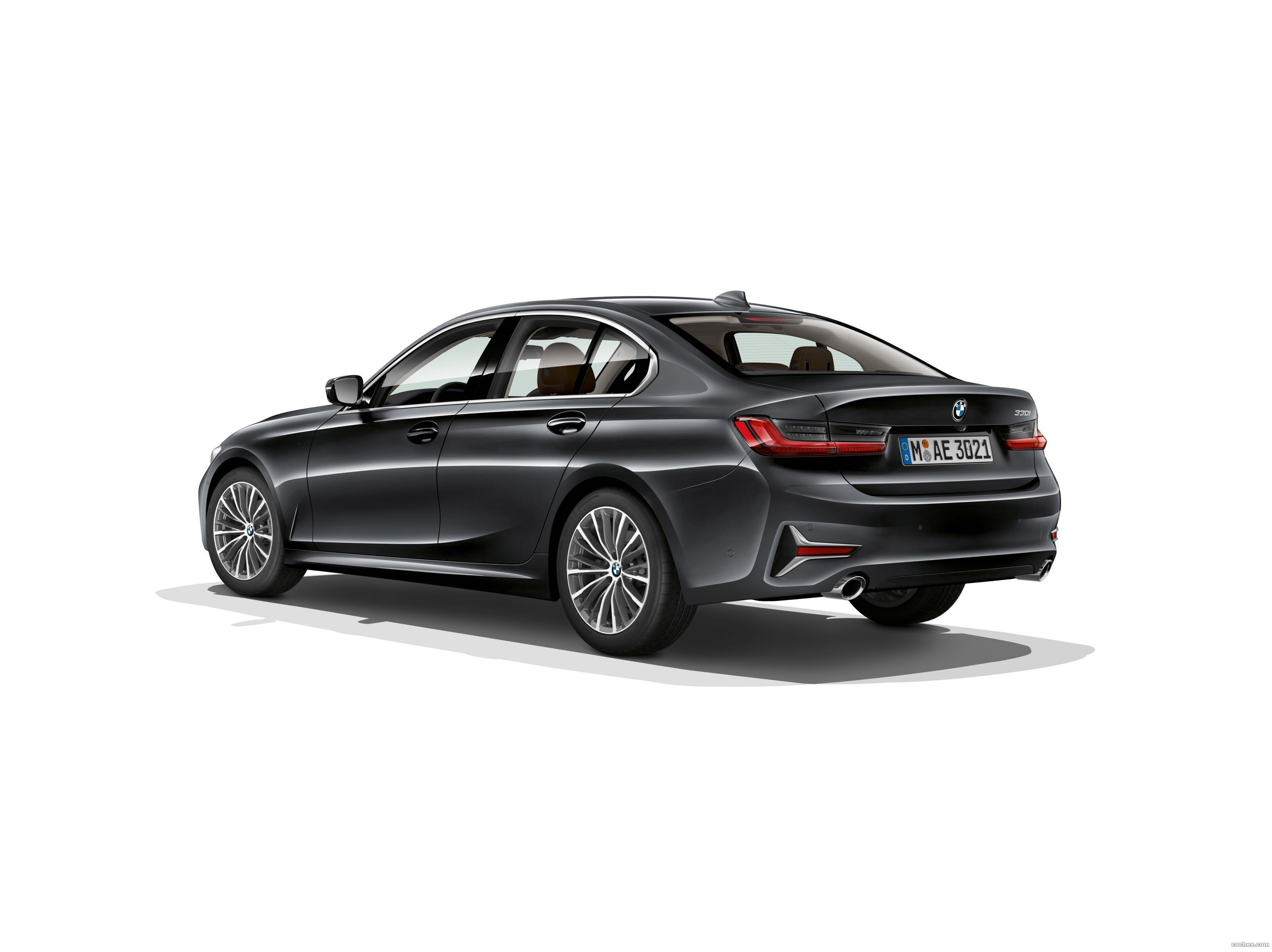 Foto 0 de BMW Serie 3 330i Luxury Line 2019