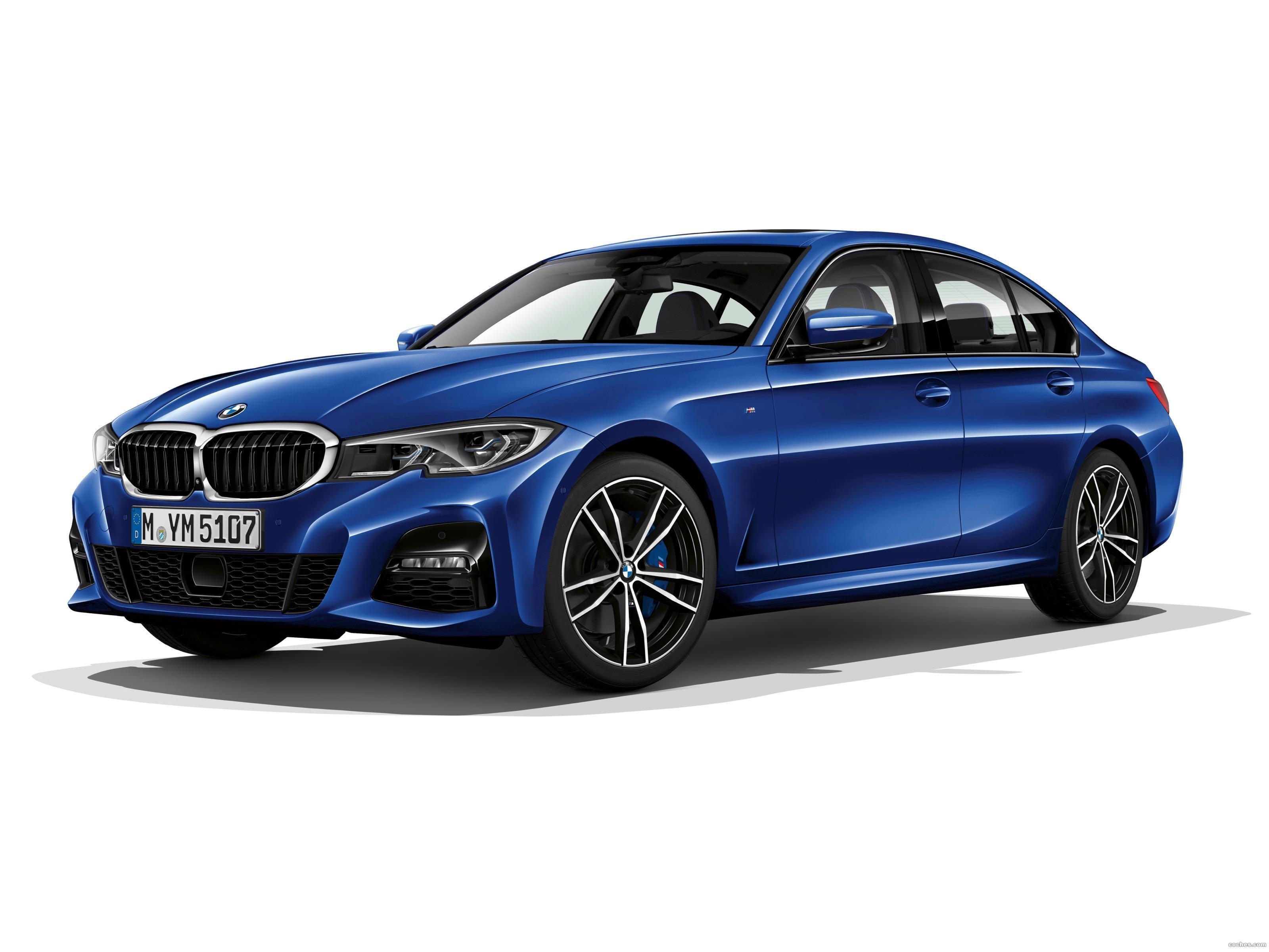 Foto 0 de BMW Serie 3 330i M Sport  2019