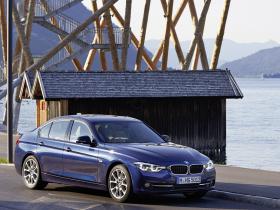Ver foto 18 de BMW Serie 3 340i Sport Line F30 2015