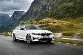 Ver foto 3 de BMW Serie 3 320d Sport Line 2019
