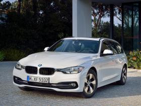 Ver foto 2 de BMW Serie 3 Touring 320d EfficientDynamics E Sport 2015