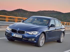 Ver foto 10 de BMW Serie 3 340i Sport Line F30 2015