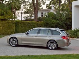 Ver foto 10 de BMW Serie 3 330d Touring Luxury Line F31 2015