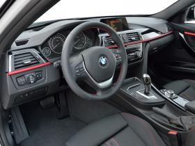 Ver foto 16 de BMW Serie 3 Touring 320d EfficientDynamics E Sport 2015