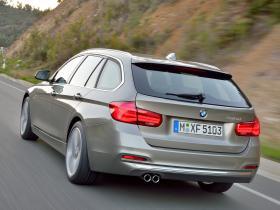 Ver foto 12 de BMW Serie 3 330d Touring Luxury Line F31 2015