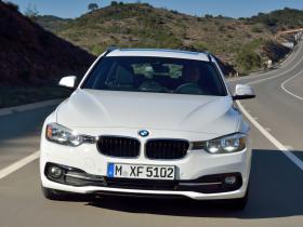 Ver foto 6 de BMW Serie 3 Touring 320d EfficientDynamics E Sport 2015
