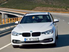 Ver foto 4 de BMW Serie 3 Touring 320d EfficientDynamics E Sport 2015