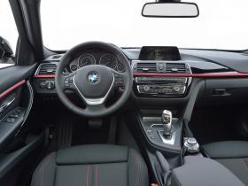 Ver foto 17 de BMW Serie 3 Touring 320d EfficientDynamics E Sport 2015