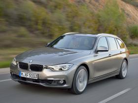 Ver foto 14 de BMW Serie 3 330d Touring Luxury Line F31 2015