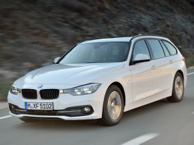 Ver foto 8 de BMW Serie 3 Touring 320d EfficientDynamics E Sport 2015