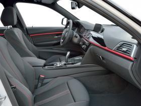 Ver foto 12 de BMW Serie 3 Touring 320d EfficientDynamics E Sport 2015