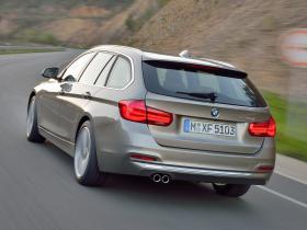 Ver foto 15 de BMW Serie 3 330d Touring Luxury Line F31 2015