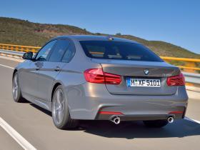 Ver foto 6 de BMW Serie 3 340i M Sport F30 2015
