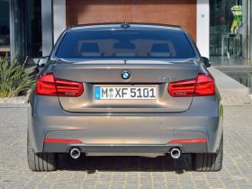 Ver foto 3 de BMW Serie 3 340i M Sport F30 2015