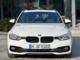 Ver foto 19 de BMW Serie 3 Touring 320d EfficientDynamics E Sport 2015