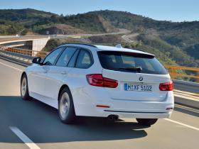 Ver foto 5 de BMW Serie 3 Touring 320d EfficientDynamics E Sport 2015