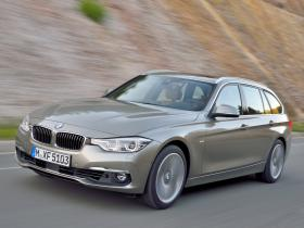 Ver foto 17 de BMW Serie 3 330d Touring Luxury Line F31 2015