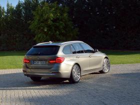 Ver foto 11 de BMW Serie 3 330d Touring Luxury Line F31 2015