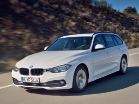 Ver foto 7 de BMW Serie 3 Touring 320d EfficientDynamics E Sport 2015