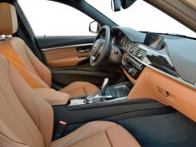 Ver foto 5 de BMW Serie 3 330d Touring Luxury Line F31 2015