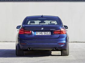Ver foto 17 de BMW Serie 3 340i Sport Line F30 2015