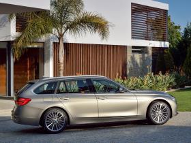 Ver foto 16 de BMW Serie 3 330d Touring Luxury Line F31 2015