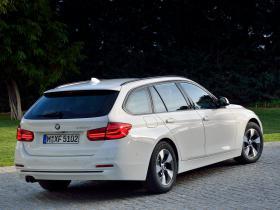 Ver foto 18 de BMW Serie 3 Touring 320d EfficientDynamics E Sport 2015