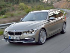 Ver foto 13 de BMW Serie 3 330d Touring Luxury Line F31 2015