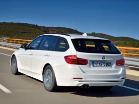 Ver foto 10 de BMW Serie 3 Touring 320d EfficientDynamics E Sport 2015